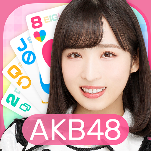 The AKB48's Dobon!  (Unlimited money,Mod) for Android 1.0.8