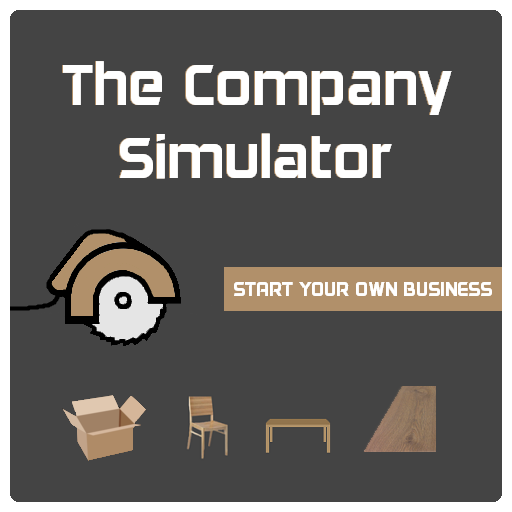 The Company Simulator (Business Game)  (Unlimited money,Mod) for Android 1.2
