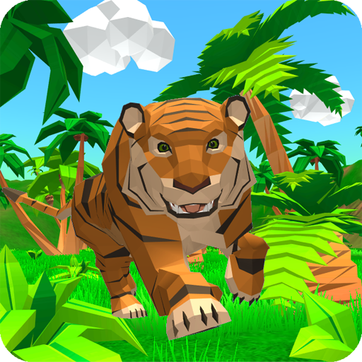 Tiger Simulator 3D  (Unlimited money,Mod) for Android 1.037