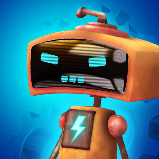 Tiny Robots Recharged  (Unlimited money,Mod) for Android 0.99