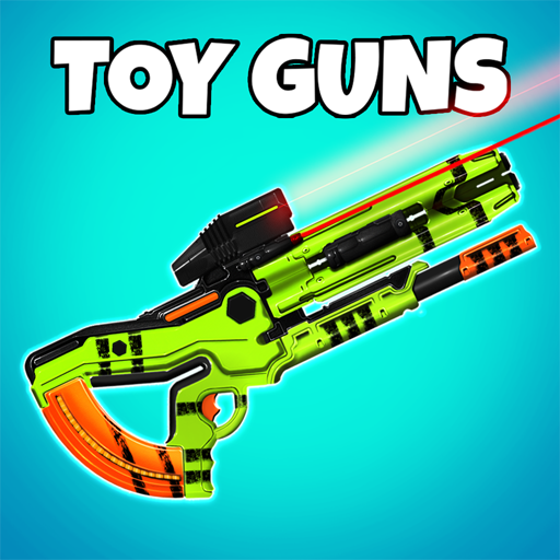 Toy Guns – Gun Simulator  (Unlimited money,Mod) for Android 3.2