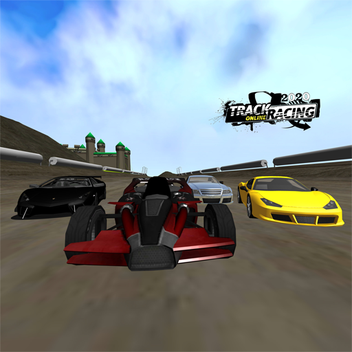 TrackRacing Online  (Unlimited money,Mod) for Android 3556