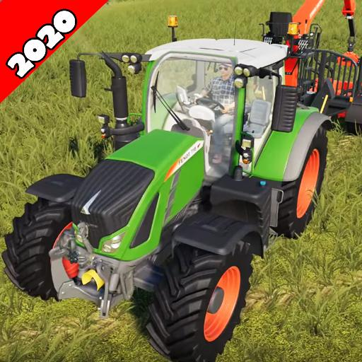 Tractor Trolley Transporter 3D  (Unlimited money,Mod) for Android 1.07