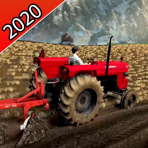 Tractor farming Simulator:Village Life 2020  (Unlimited money,Mod) for Android 1.06