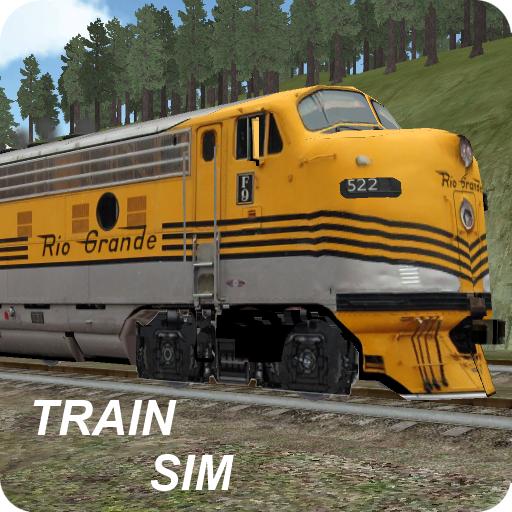 Train Sim  (Unlimited money,Mod) for Android 4.2.7
