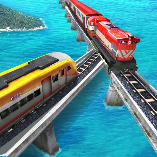 Train Simulator – Free Games  (Unlimited money,Mod) for Android 153.4