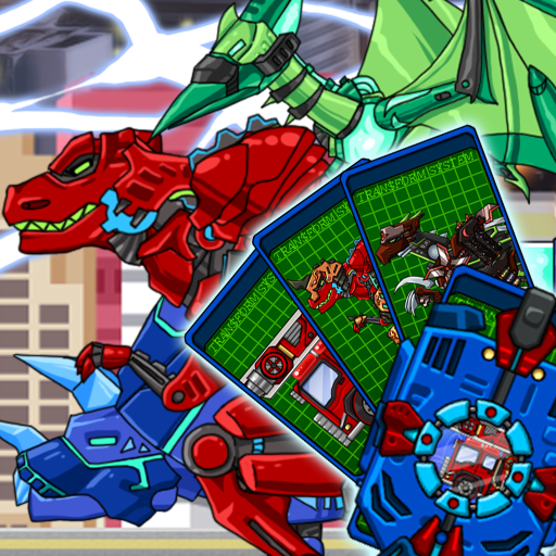 Transform Dino Robot – General Mobilization  (Unlimited money,Mod) for Android 1.24.0
