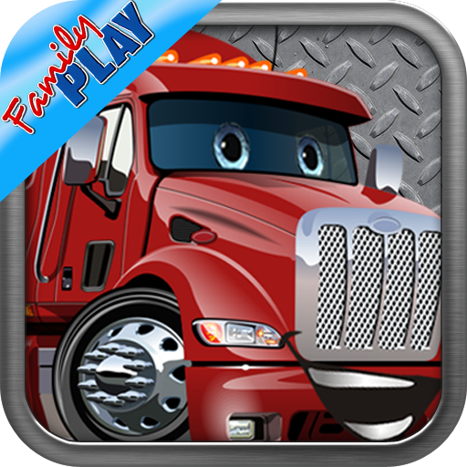 Truck Puzzles: Kids Puzzles  (Unlimited money,Mod) for Android 3.65
