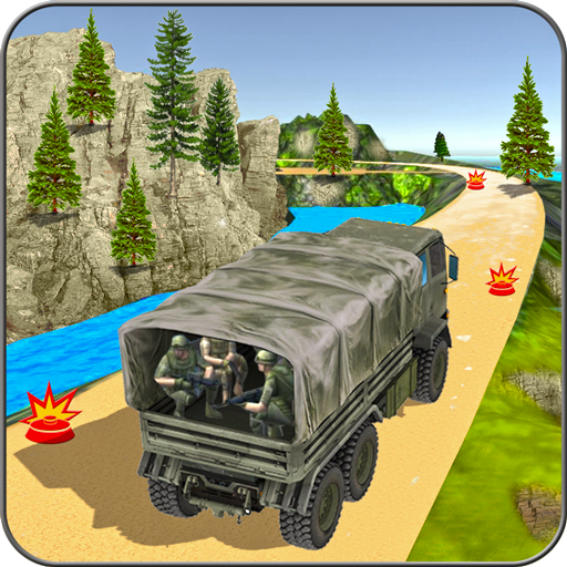 US Army Transport Drive – Army Games  (Unlimited money,Mod) for Android 1.3