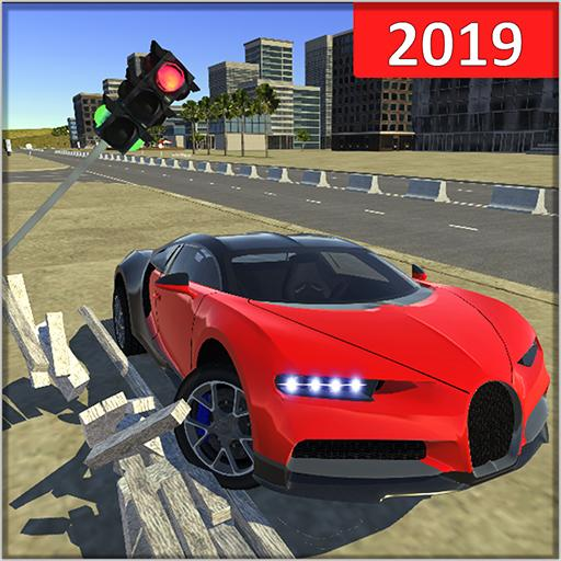 Ultimate City Car Crash 2019: Driving Simulator  (Unlimited money,Mod) for Android 1.7