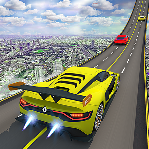 Ultimate City GT Car Stunt: Mega Ramp Climb Racing  (Unlimited money,Mod) for Android 2.0