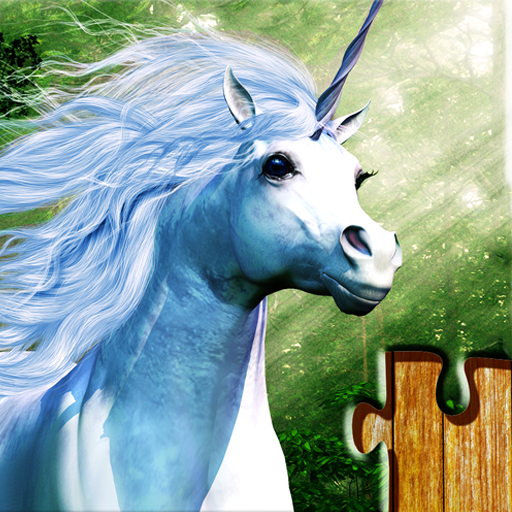 Unicorns Jigsaw Puzzles Game – Kids & Adults 🦄  (Unlimited money,Mod) for Android 25.3