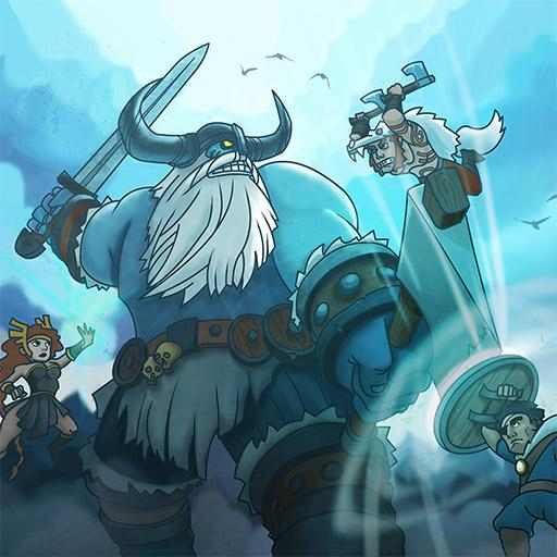 Vikings: The Saga  (Unlimited money,Mod) for Android 1.0.57