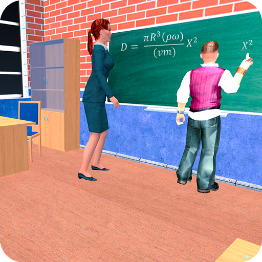 Virtual High School Teacher 3D  (Unlimited money,Mod) for Android 2.33.13