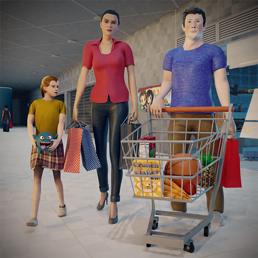 Virtual Mother Supermarket – Shopping Mall Games  (Unlimited money,Mod) for Android 1.0.1