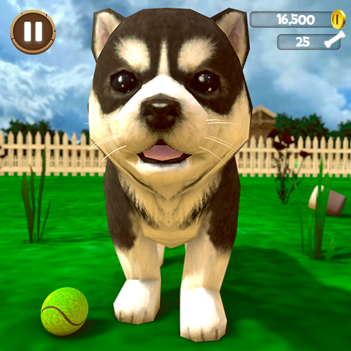 Virtual Puppy Simulator  (Unlimited money,Mod) for Android 2.8