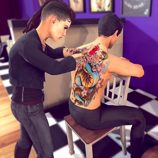 Virtual Tattoo Artist World  (Unlimited money,Mod) for Android 1.0.0