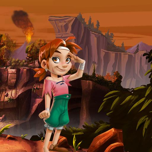 Volcano Island: Tropic Paradise (Unlimited money,Mod) for Android 1.4.1