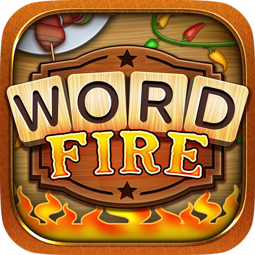 WORD FIRE: FREE WORD GAMES WITHOUT WIFI! (Unlimited money,Mod) for Android 1.115