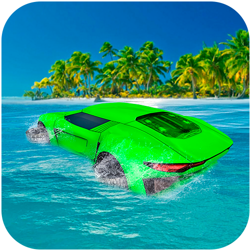 Water Surfer Floating Car  (Unlimited money,Mod) for Android 1.3