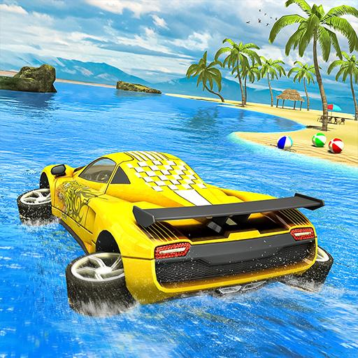 Water Surfer car Floating Beach Drive  (Unlimited m 1.16