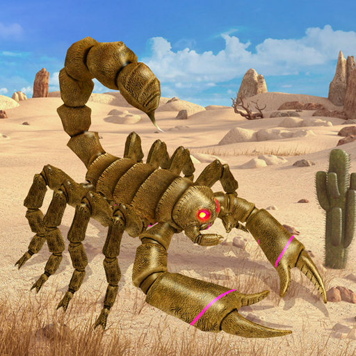 Wild Scorpion Family Jungle Simulator (Unlimited money,Mod) for Android 1.3