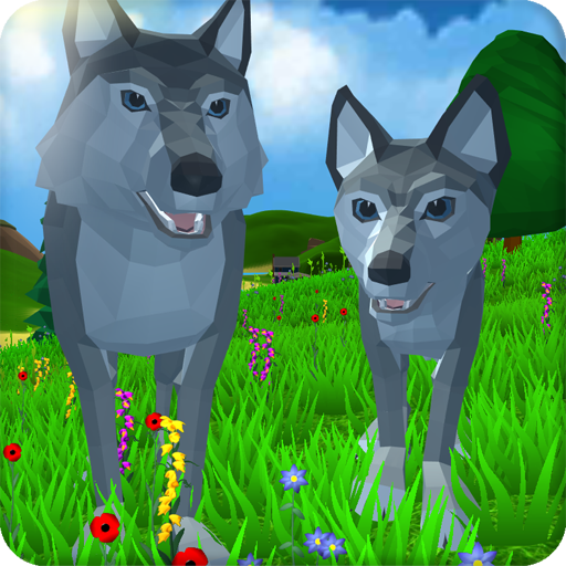Wolf Simulator: Wild Animals 3D  (Unlimited money,Mod) for Android 1.047