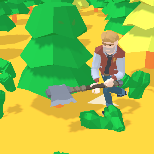 Woods Cutter – Chop all Magic Trees  (Unlimited money,Mod) for Android 1.2
