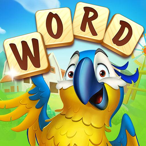 Word Farm Scapes Free Word Game  4.33.6 (Unlimited money,Mod) for Android