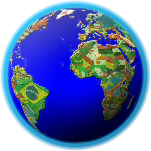World Map Quiz: Coutries, Capitals, Flags  (Unlimited money,Mod) for Android 1.4.1