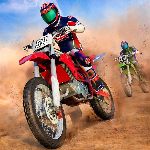 Xtreme Dirt Bike Racing Off-road Motorcycle Games  (Unlimited money,Mod) for Android 1.10