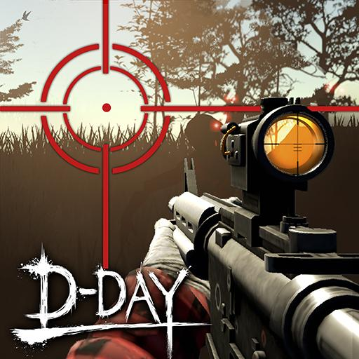Zombie Hunter D-Day  1.0.807 (Unlimited money,Mod) for Android
