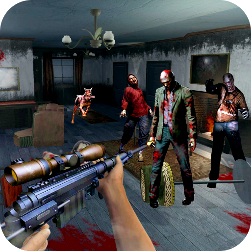 Zombies Frontier Dead Killer: TPS Zombie Shoot  ( 1.0money,Mod) for Android