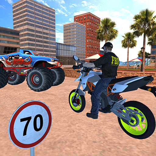 new motocross driver –real dirt bike game  (Unlimited money,Mod) for Android 5