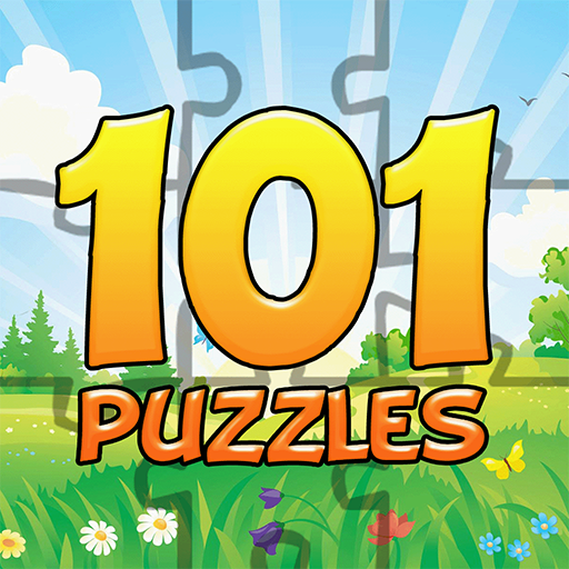101 Kids Puzzles  (Unlimited money,Mod) for Android 3.1