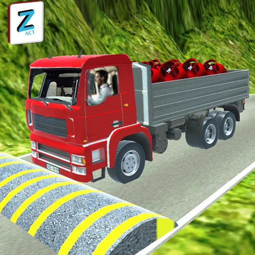 3D Truck Driving Simulator Real Driving Games  2.0.046 (Unlimited money,Mod) for Android