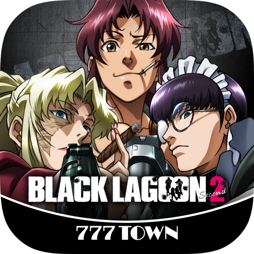 [777TOWN]BLACK LAGOON2  (Unlimited money,Mod) for Android 3.0.1
