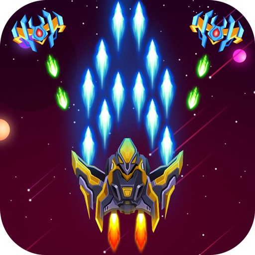 Air Galaxy Striker X – Arcade Sky Force Battle  (Unlimited money,Mod) for Android 2.4