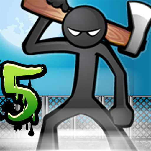 Anger of stick 5 : zombie  (Unlimited money,Mod) for Android 1.1.33