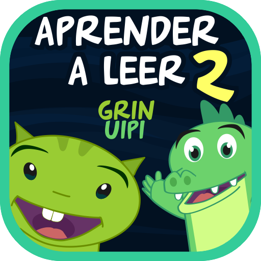 Aprender a leer 2 Grin y Uipi  (Unlimited money,Mod) for Android 2.4.641