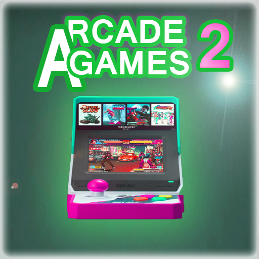 Arcade Games (King of emulator 2)  (Unlimited money,Mod) for Android 12.3