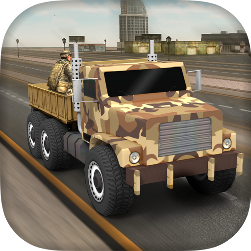 Army Truck Simulator 2017  (Unlimited money,Mod) for Android 2.2
