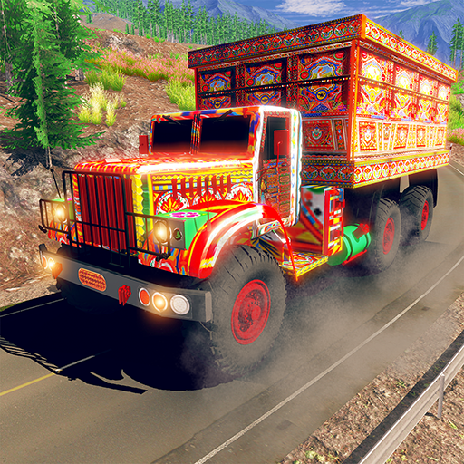 Asian Truck Simulator 2019: Truck Driving Games  (Unlimited money,Mod) for Android 2.0.0200