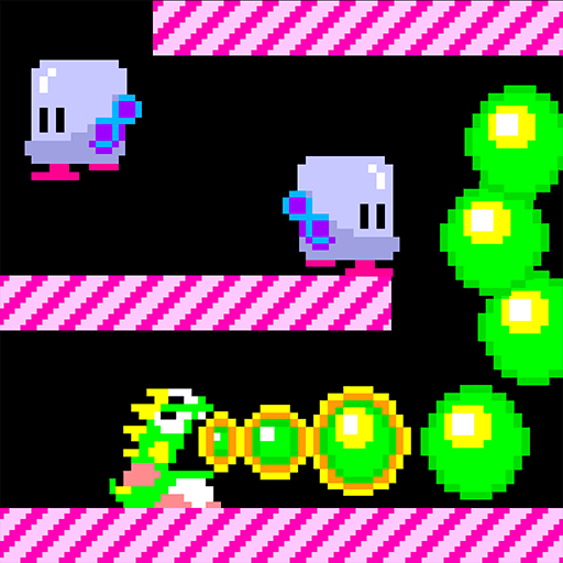 BUBBLE BOBBLE classic  (Unlimited money,Mod) for Android 1.1.5