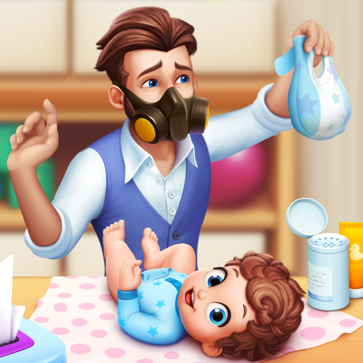 Baby Manor: Baby Raising Simulation & Home Design  1.10.0 (Unlimited money,Mod) for Android