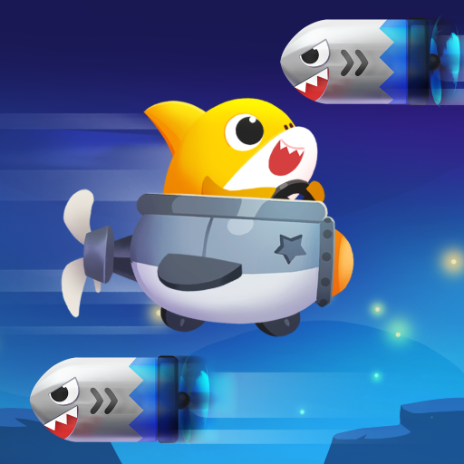 Baby Shark Run Away  (Unlimited money,Mod) for Android 1.0.2