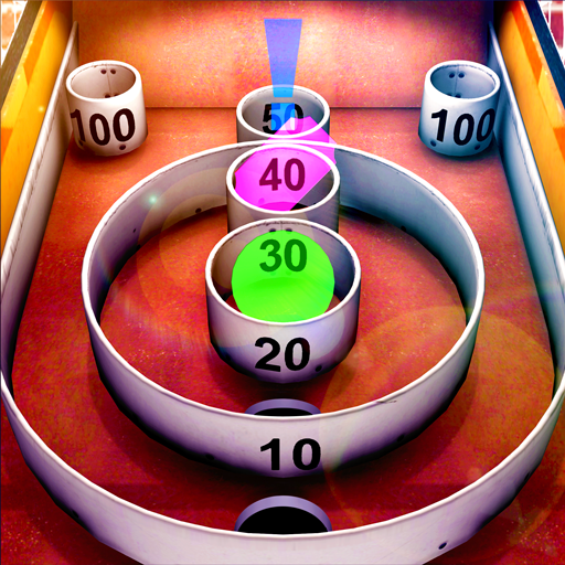 Ball-Hop Bowling – The Original Alley Roller  (Unlimited money,Mod) for Android 1.17.1.2053