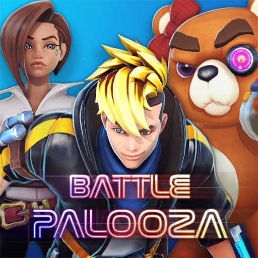 Battlepalooza: Free PvP Arena Battle Royale  (Unlimited money,Mod) for Android 1.2.0