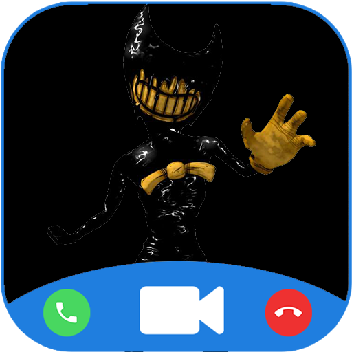 Bendy fake call  (Unlimited money,Mod) for Android 9.0