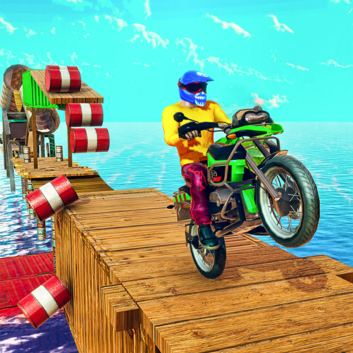 Bike Impossible Tracks Racing: Motorcycle Stunts  (Unlimited money,Mod) for Android 1.16